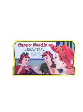 Set Agujas Happy Needle