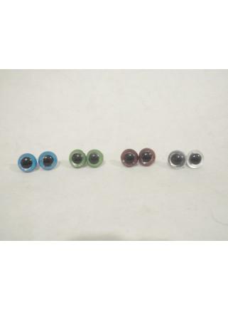 Ojos de Seguridad Cristal